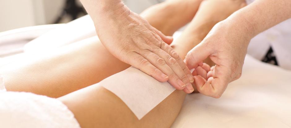 hudhälsa vaxning
